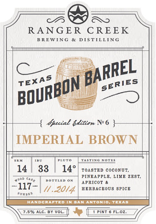 Logo of Ranger Creek Bourbon Barrel Imperial Brown Ale