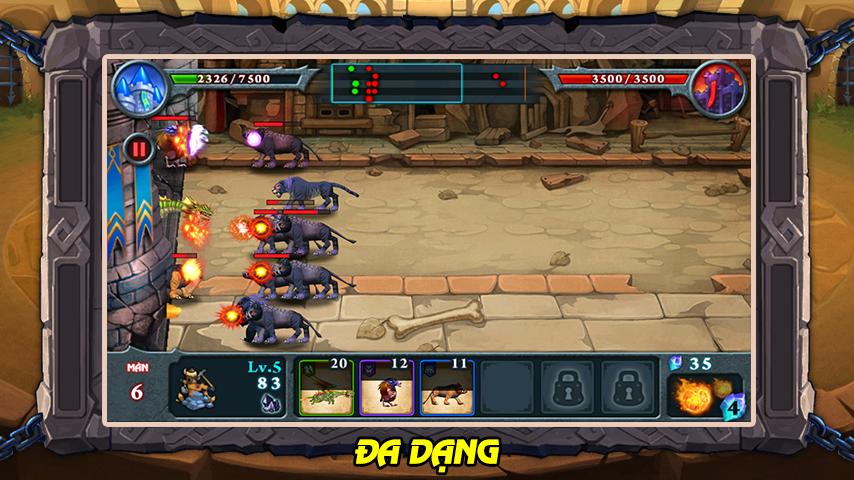 android Manh Thu Dai Chien Screenshot 3