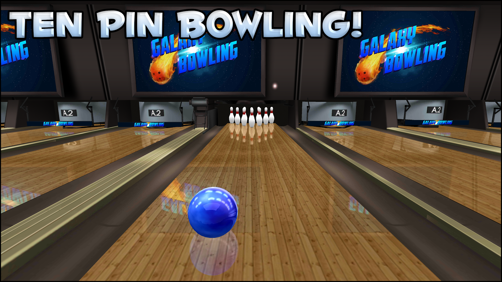 Bowling Free Online Games