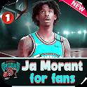 Ja Morant Wallpaper Memphis Live HD 2021 For Fans icon
