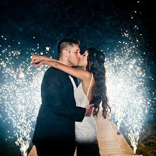 Bröllopsfotograf Yorgos Fasoulis (yorgosfasoulis). Foto av 17.10.2018