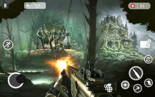 FPS Special Forces Strike Zombie Survival Games 1.0 {cheat|hack|gameplay|apk mod|resources generator} 1