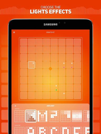 SUPER PADS LIGHTS - Your DJ app 1.5.7 screenshots 9