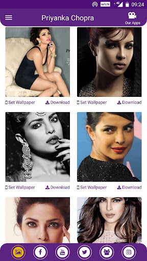 Priyanka Chopra HD Wallpaper Photos & Videos cute photos 1