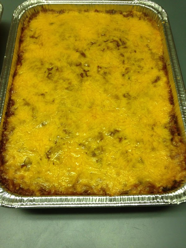 The absolute yummiest lasagna you've ever tasted!