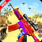 Real Commando Shooting Game – Free Gun Games
