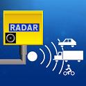 Speed Camera Detector Pro (UK) icon