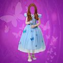 Fairy Dress Photo Suit icon