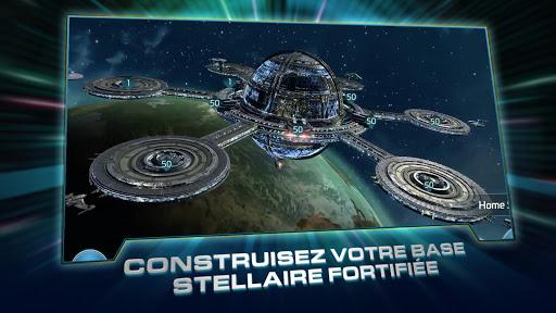 Star Treku2122 Fleet Command  captures d'u00e9cran 1