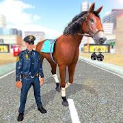 Police Horse Criminal Chase 🏇🏻Gangster Escape 3D