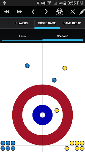 Curling Coach (Trial Version) 5.2.1 screenshots 4