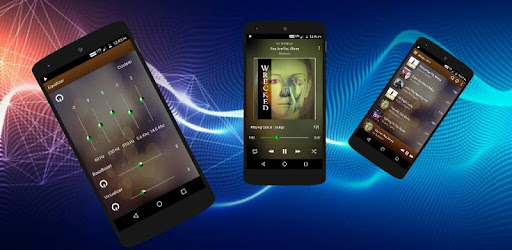 ایپس PowerAudio Pro Music Player Android کے لئے screenshot