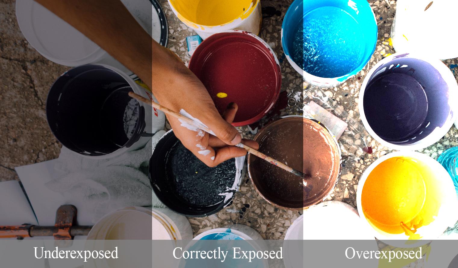 example of exposures