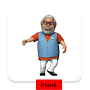 Modi On Screen Prank APK icon