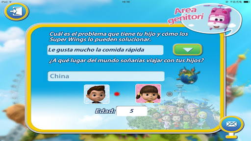 Superwingsu2013Viaja por el mundo  screenshots 5