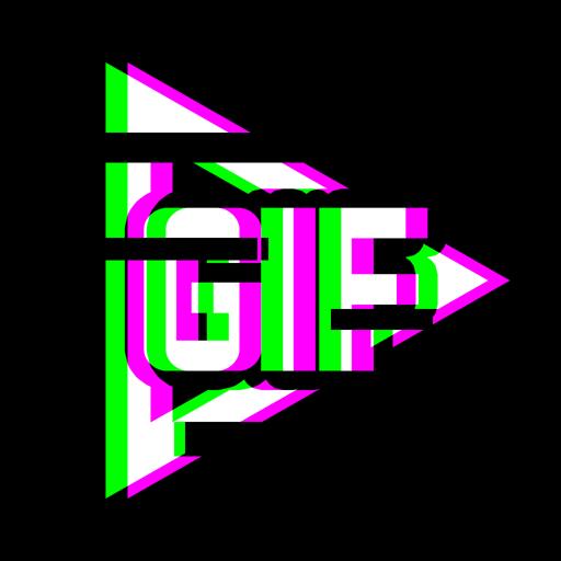 Glitch GIF Maker - VHS & Glitch GIF Effects Editor 1 0 3 +