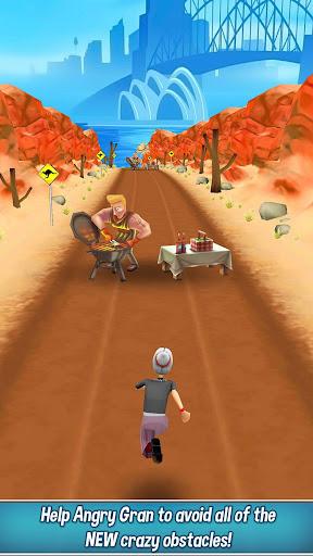 Angry Gran Run - Running Game 1.68 Screenshots 1