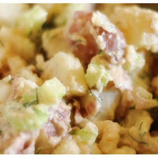 Vegan Potato Salad.