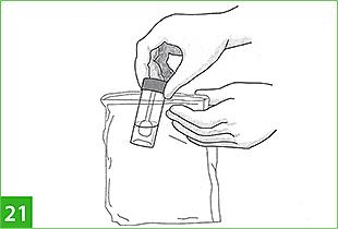 Инструкция по сбору и обработке образцов кала