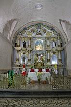 Photo: Altar mayor. Iglesia de Chivay Chivay, Caylloma - Arequipa