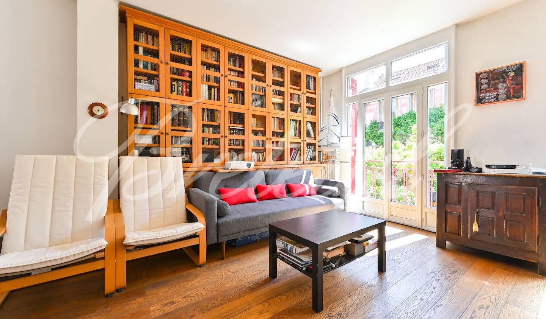 Maison avec terrasse Paris 19ème