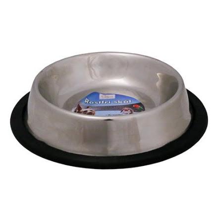 Hundskål Rostfri Nontip 1750ml