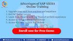 Ariba procurement training | With Ariba training material