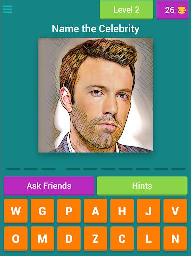 玩免費益智APP|下載Name the Celebrity Quiz app不用錢|硬是要APP