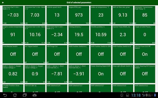 MotorData OBD Car Diagnostics. ELM OBD2 scanner  screenshots 9