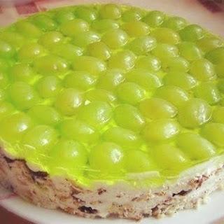 Cake without baking «Grape».