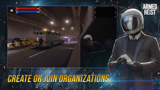 Armed Heist: TPS 3D Sniper shooting gun games apkdebit screenshots 9