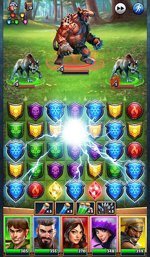 Empires & Puzzles: RPG Quest - screenshot