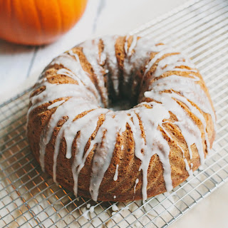 Super Moist Pumpkin Bundt Cake