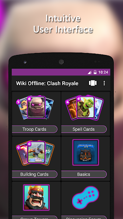 Wiki Offline: Clash Royale 3.1 screenshot 1633032