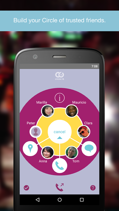 Circle of 6- screenshot