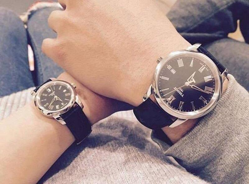 Đồng hồ đôi cho tình yêu gắn kết