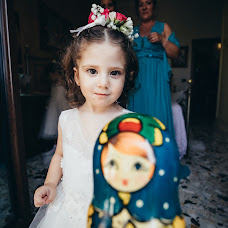 Wedding photographer Antonio Palermo (AntonioPalermo). Photo of 04.09.2018