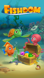 Fishdom: Deep Dive v1.1.3 (Mod Money/Ad-Free)