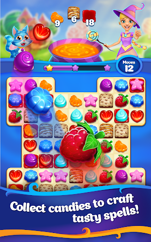 android Crafty Candy Screenshot 5