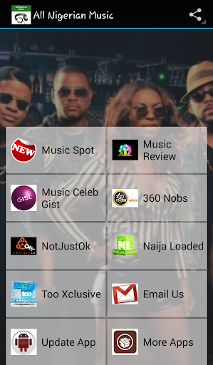 All Nigerian Music Updates