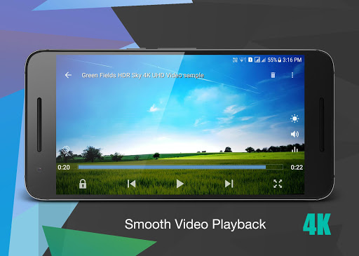 Video Player 1.2.3 screenshots 2