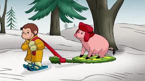 Ski Monkey; George the Grocer thumbnail
