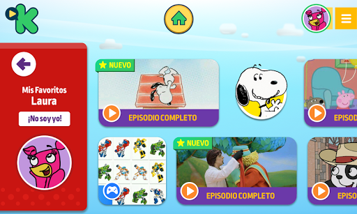 Discovery K!ds Play! Español - screenshot