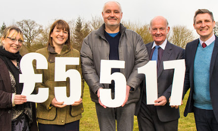 McCartneys raise nearly £7,000