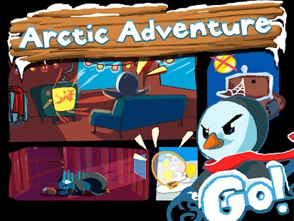 Arctic Adventure Elite- screenshot thumbnail