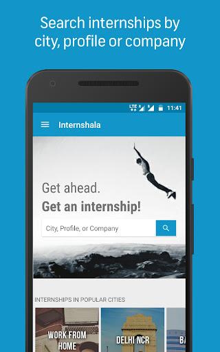 Internshala: Internship Search App for Students 3.4.2 screenshots 1