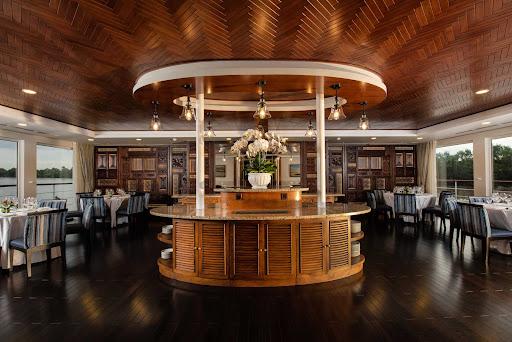 Avalon-Saigon-Dining-Room-Grant.jpg - Enjoy flavorful regional cuisine in the dining room of Avalon Saigon.