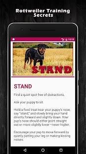 Rottweiler Training Secrets - náhled