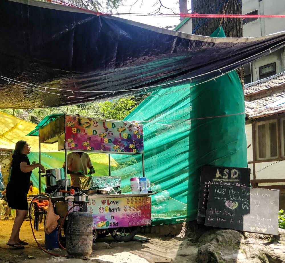dosa+lsd+stall+kasol+kullu+parvati+valley+himachal+pradesh+india kasol images