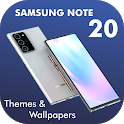 Themes for samsung Note 20 icon